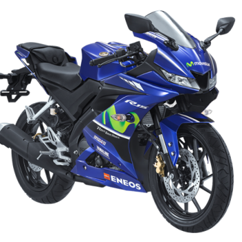 ALL NEW YAMAHA R15 GP MOVISTAR